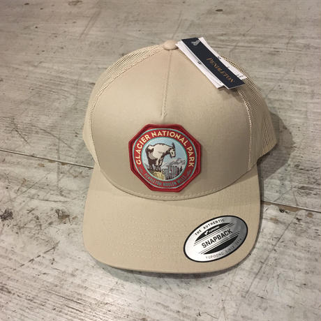 PENDLETON『NATIONAL PARK TRUCKER』(ナチュラル)