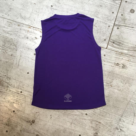 ELDORESO『Invincible Sleeveless』(Purple)