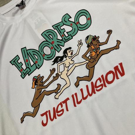 ELDORESO『Illusion T』(White)