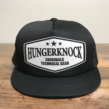 【9月23日発売】HUNGERKNOCK Originals / Tsubatan Cap 2  Black