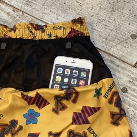 ELDORESO『Pietri Shorts』(Yellow)