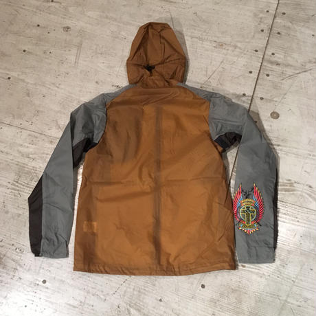 ELDORESO『Attack Packable JK』(Brown)