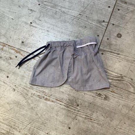 MMA『 Air Light Side Slit Skirt』(Seersucker)