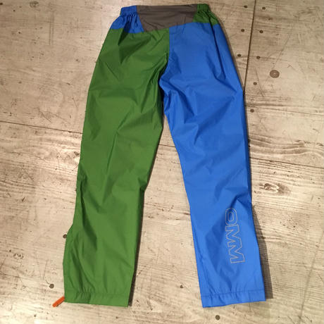 OMM 『HALO PANTS』(Green/Blue)