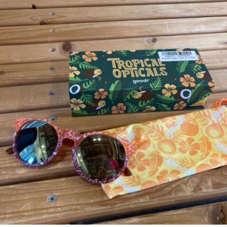 goodr『Tropic Like It's Hot』(CG)