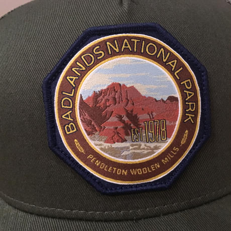 PENDLETON『NATIONAL PARK TRUCKER』(アーミー)