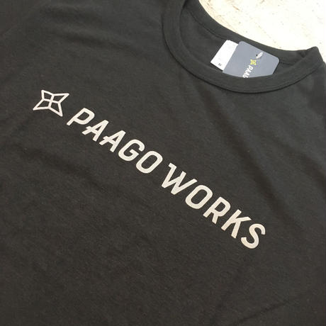 PAAGO WORKS『ロゴTee』