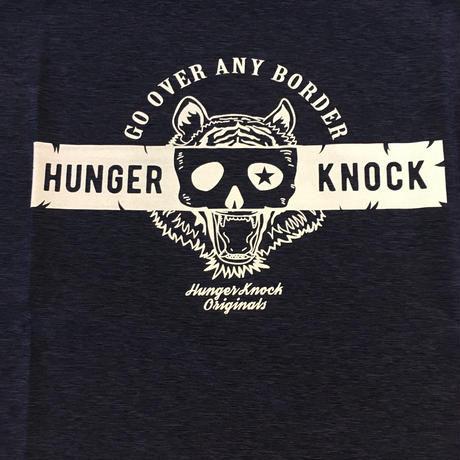 HUNGER KNOCK Originals『Mask Tee 』