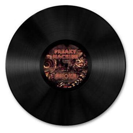 FREAKY MACHINE - SMOKE(LP)  [2020]