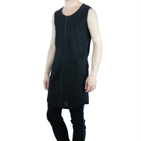 Center Switching Tank Top