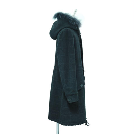 Graph Check Mods Coat