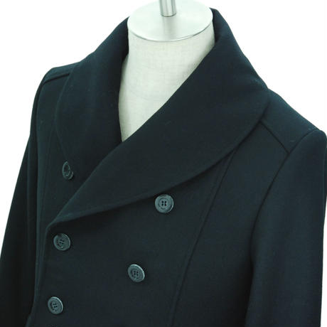 【Last1】Long Mackinaw Coat