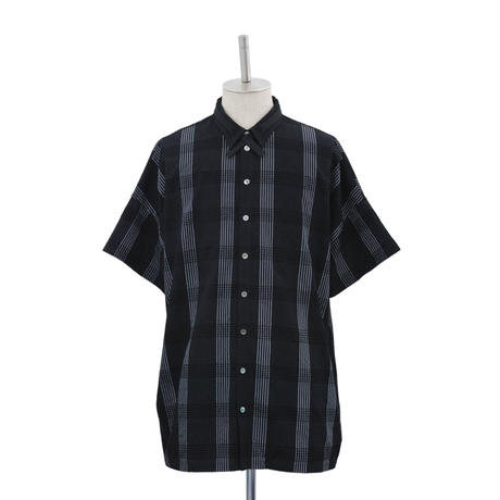 【Last1】Cross Tie JQ Big Shirt