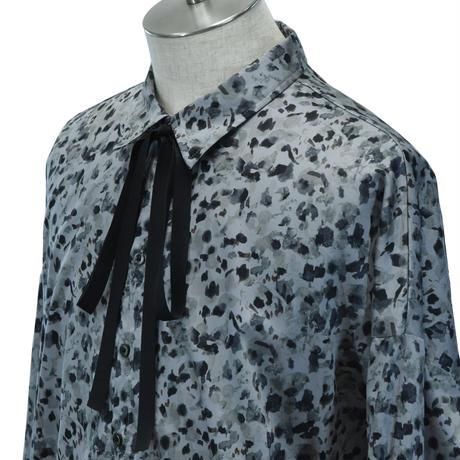 Abstract Pattern Big Shirt