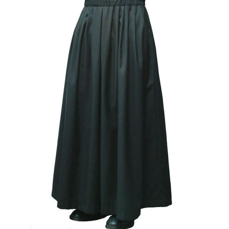 Tuck Wide Pants