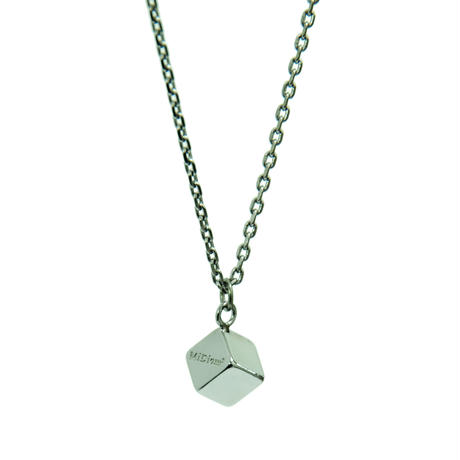 Cube Long Necklace