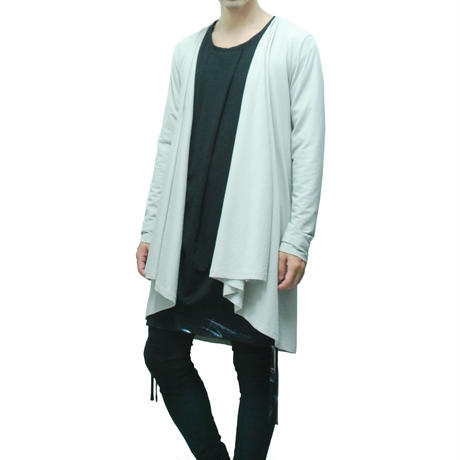 Back Layered Cardigan