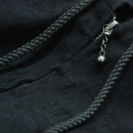 【Last1】Damaged Zip Parka