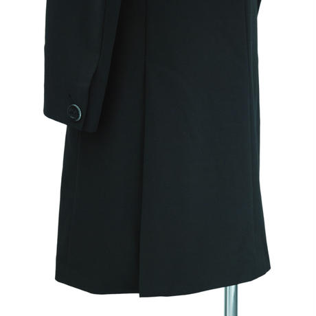 Mao Collar Long Jacket