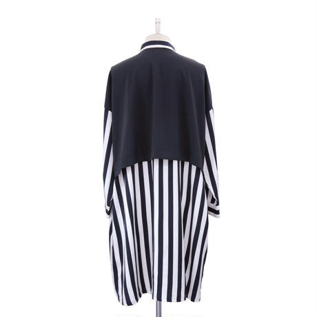 【Last1】Storm Shield Stripe Shirt