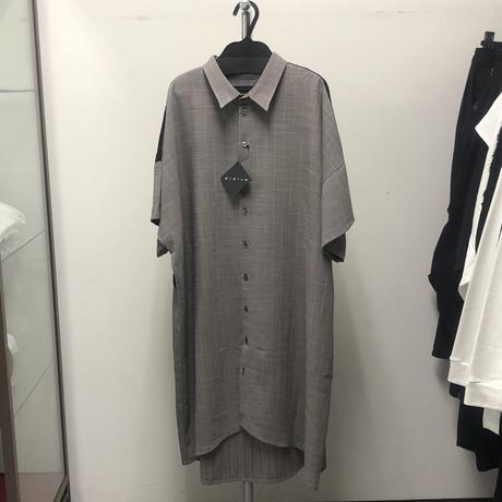 【Sample】ストームシールド半袖ビッグシャツ