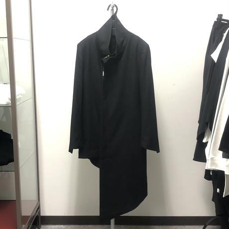 【Sample】アシメロングジャケット