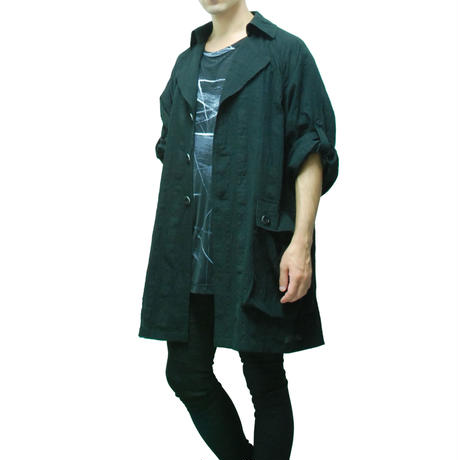 【Last1】Over Sized Trench Coat
