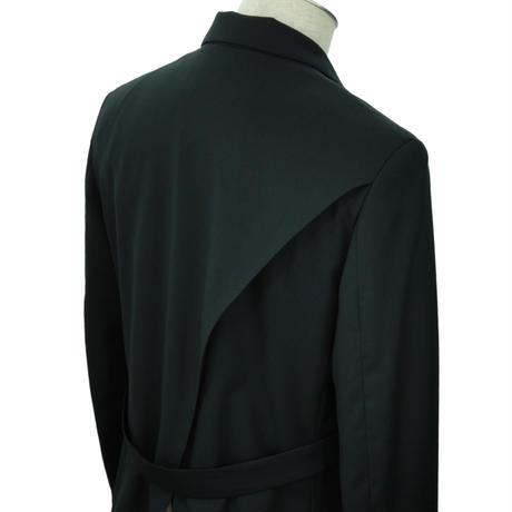 Cross Tail Long Jacket