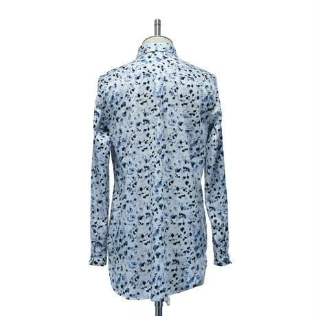 Abstract Pattern Long Shirt