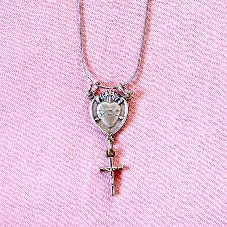 コラソンネックレス/ Corazon Necklace