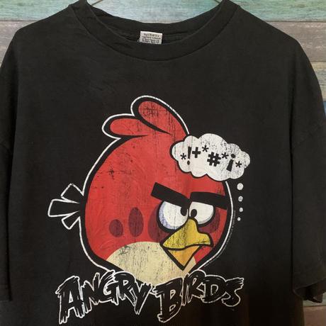 Angry Birds(アングリー バード)Tシャツ 古着 輸入