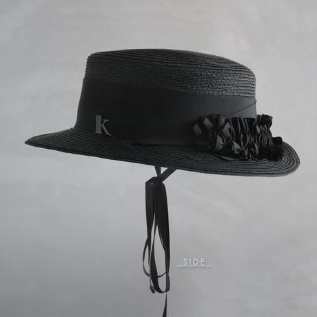 DRESS HAT BLACK & BLUE