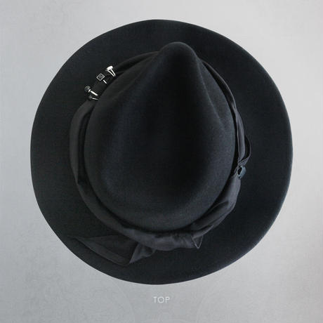 "KROFUNE RING HAT ""Grass Eye"""