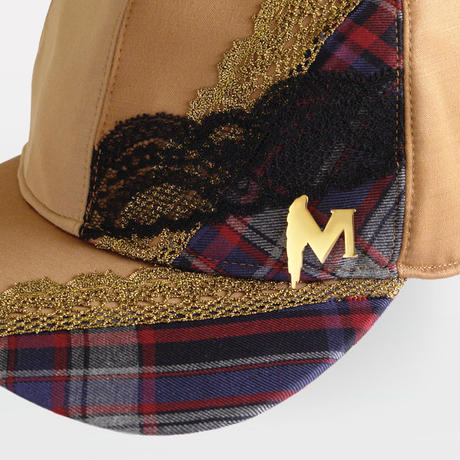 "MIFUNE HAT  ""two espresso"""