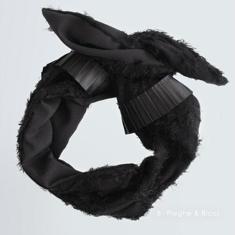 20SS MIFUNE dress turban