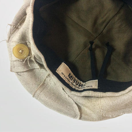 "MIFUNE HAT  ""Between the Buttons"""