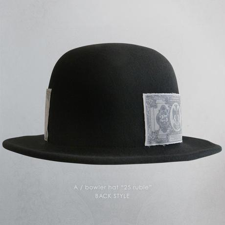 """KROFUNE HAT """"25 ruble & Blow"""""""