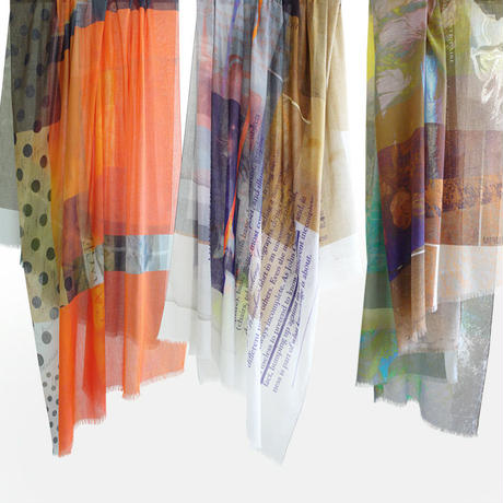 MIFUNE 19AW SILK-COTTON STOLE