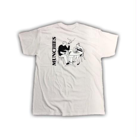 Munch time s/s tee