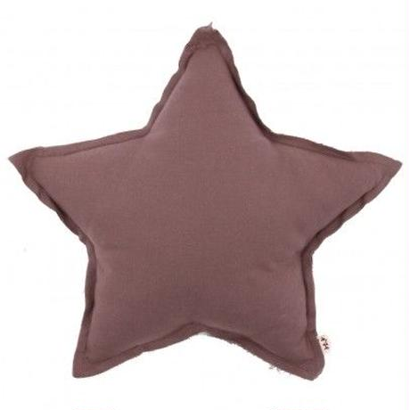 NUMERO74  Star cushion-Purple