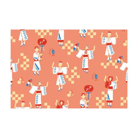 ポストカード【三原やっさ祭り】