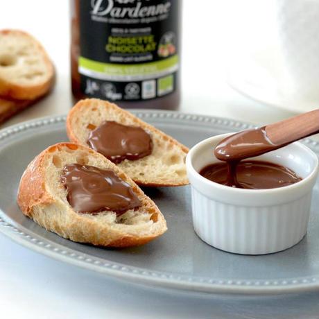 ダーデン 有機チョコレートクリーム ヴィーガン