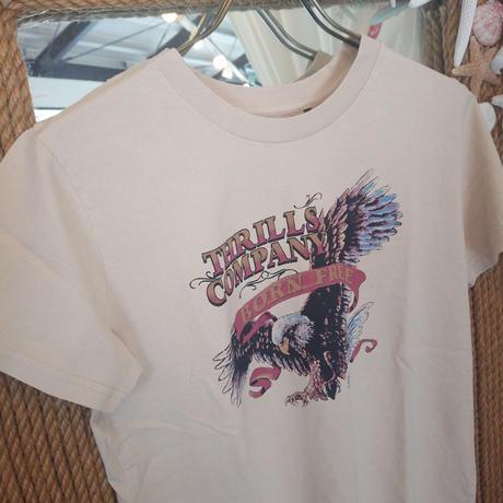 THRILLS(スリルズ)/Tシャツ-イーグル