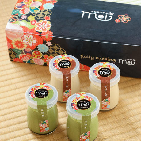 melお濃い茶4個セット