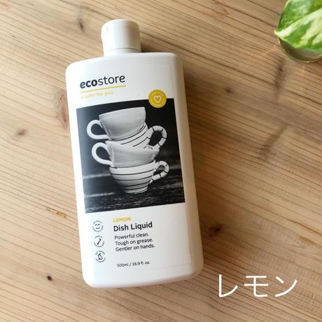 ecostore ディッシュウォッシュリキッド(食器用液体洗剤) 500ml