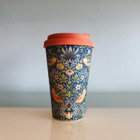 エコーヒーカップ400ml (ウィリアムモリスシリーズ)