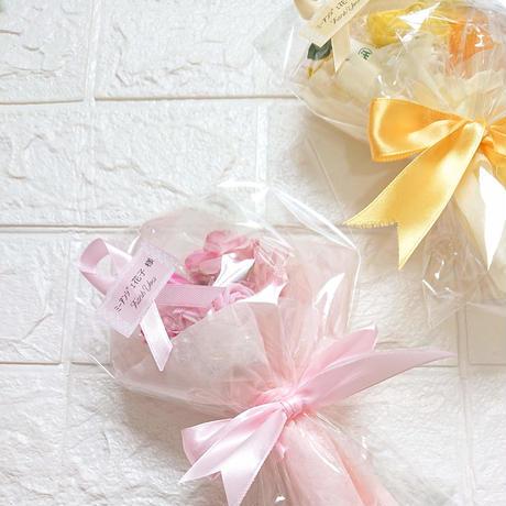 Thanks & お名前タグリボン付き!星のバルーン☆Medium(ミディアム)キャンディブーケ