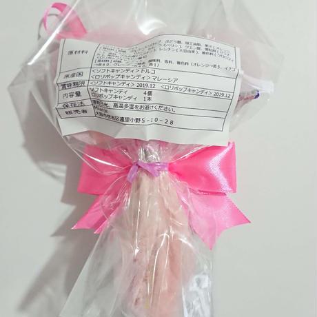 ハート♡のバルーン♡Medium(ミディアム)キャンディブーケ
