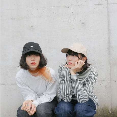 """""""m""""刺繍 CAP"""