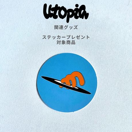 1st mini Album『utopia』